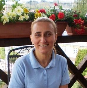 Alena Dúbravská, opatrovateľka