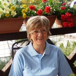 Janka Krožanová, vedúca opatrovateľka