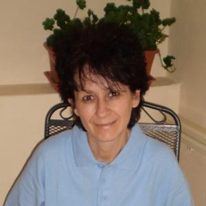 Marta Fabiánová, opatrovateľka