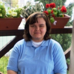 Oľga Fričová, sociálna pracovníčka
